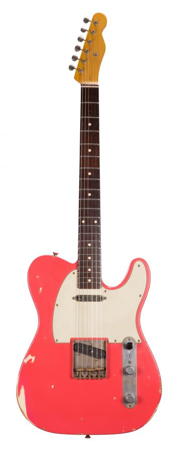 Lot Number 188. 2012 Nash Guitars T-63 electric guitar, made in USA. Auctioned at The Guitar Auction on 11th March 2020