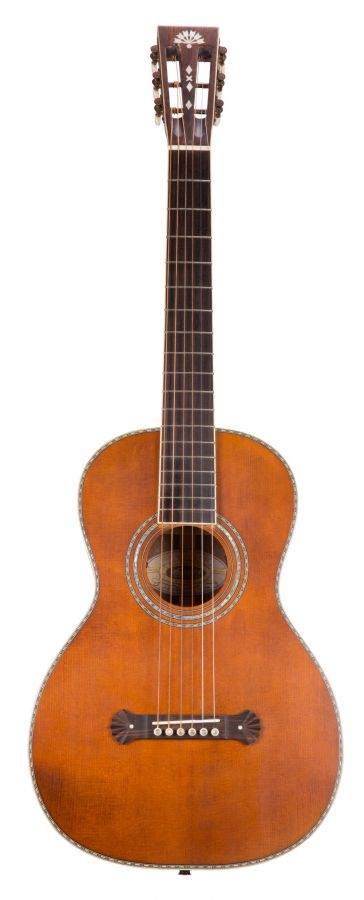 Lot Number 27. Washburn R319SWKK acoustic guitar, crafted in Indonesia. Auctioned at The Guitar Auction on 11th March 2020