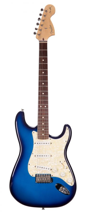 Lot Number 273. 1995 Fender Bonnie Raitt Stratocaster electric guitar, made in USA, ser. no. N5xxx10. Auctioned at The Guitar Auction on 11th March 2020