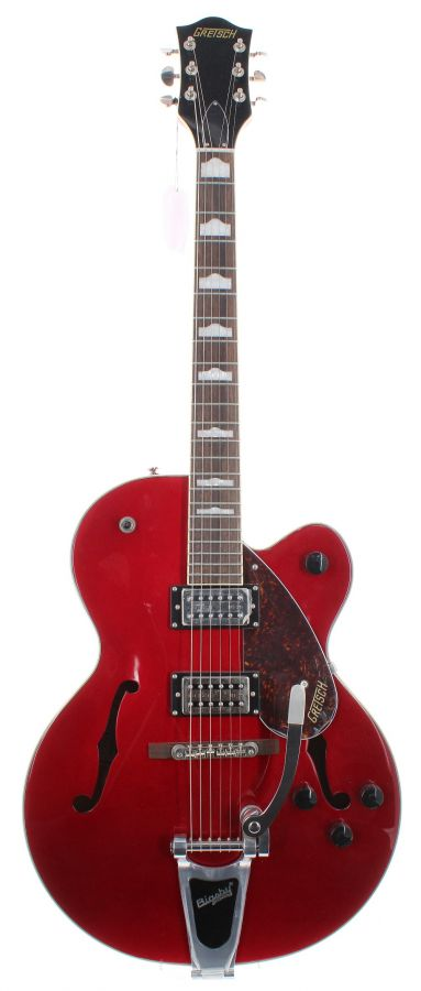 Lot Number 418. 2018 Gretsch G2420T Streamliner hollow body electric guitar, made in Indonesia, ser. no. IS18xxxxxx8. Auctioned at The Guitar Auction on 11th March 2020