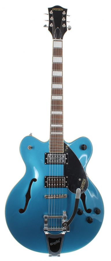 Lot Number 419. 2018 Gretsch G2622T Streamliner semi-hollow body electric guitar, made in Indonesia, ser. no. IS18xxxxxx8. Auctioned at The Guitar Auction on 11th March 2020