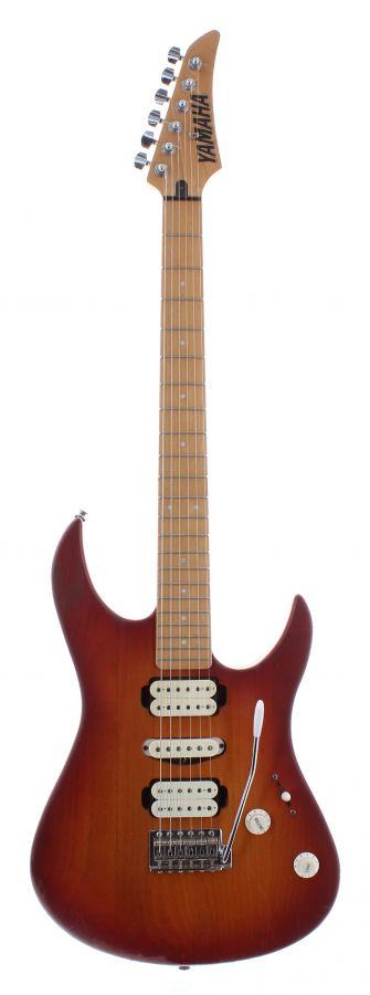 Lot Number 93. 1990 Yamaha 121DM electric guitar, ser. no. QJxxxx8. Auctioned at The Guitar Auction on 9th September 2020