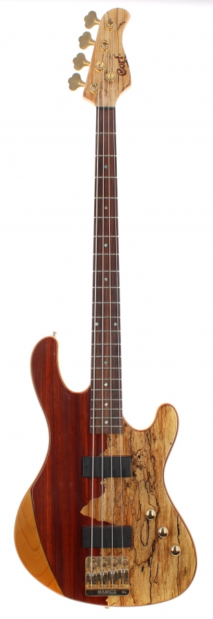 Lot Number 179. 2014 Cort Jeff Berlin Rithmic NAT bass guitar, made in Indonesia, ser. no. 14xxxx04. Auctioned at The Guitar Auction on 9th December 2020