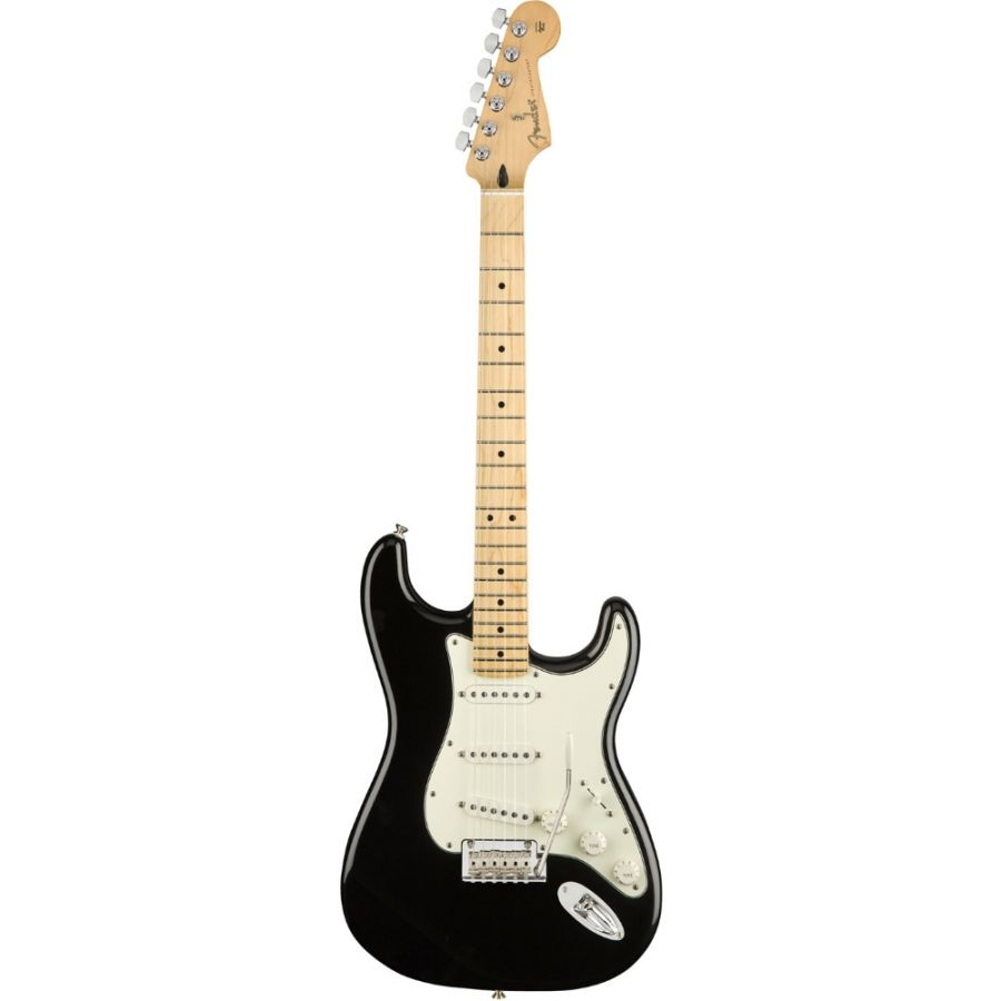 Lot Number 28. 2018 Fender Player Series Stratocaster electric guitar, made in Mexico, ser. no. MX18xxxxx5. Auctioned at The Guitar Auction on 25th June 2020