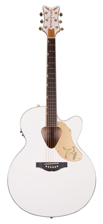 Lot Number 98. 2014 Gretsch Rancher Falcon G-5022 CWFE electro-acoustic guitar, made Indonesia, ser. no. IS14xxxx20. Auctioned at The Guitar Auction on 25th June 2020