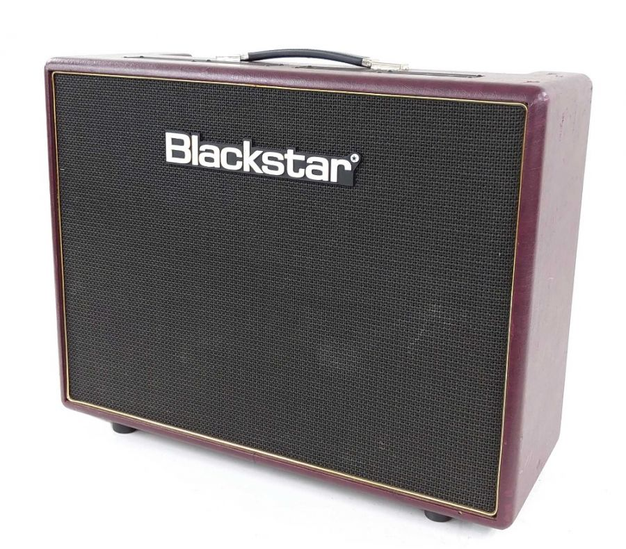 Lot Number 542. 2008 Blackstar Amplification Artisan 30 2x12 combo guitar amplifier. Auctioned at Entertainment Memorabilia, Guitar Amps & Effects on 10th September 2020