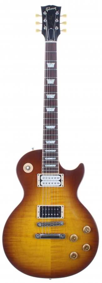 Lot Number 19. 2004 Gibson Les Paul Standard electric guitar, made in USA, ser. no. 0xxx4xx9. Auctioned at The Guitar Auction Day One - Online & Absentee bidding only on 10th March 2021