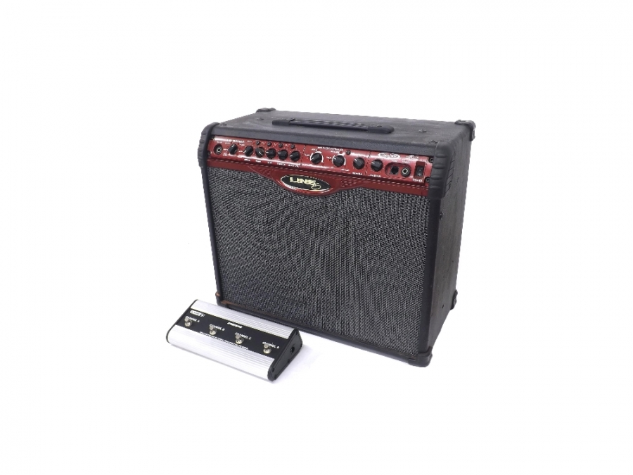 Lot Number 521. Line 6 Spider 112 guitar amplifier, with FBV4 foot pedal. Auctioned at The Guitar Auction Day Two - Amplification, Effects, Guitar Related Items & Audio Equipment  - Online & Absentee bidding only on 11th March 2021