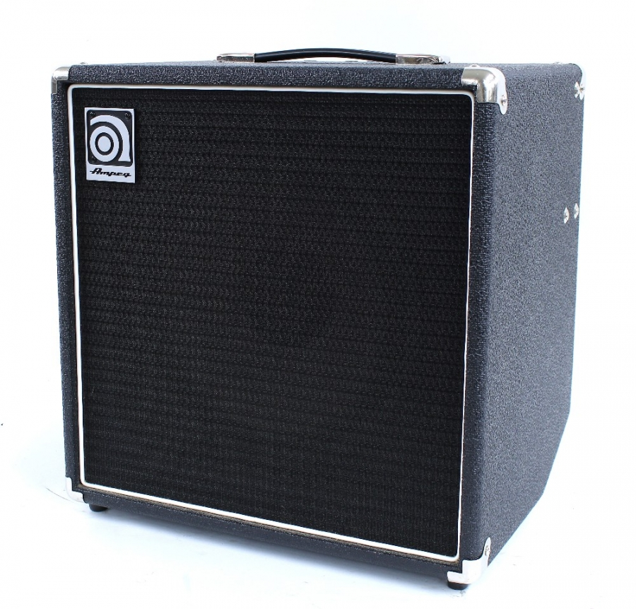 Lot Number 595. Ampeg BA-112 1 x 12 combo guitar amplifier, boxed with manual. Auctioned at The Guitar Auction Day Two - Amplification, Effects, Guitar Related Items & Audio Equipment  - Online & Absentee bidding only on 11th March 2021