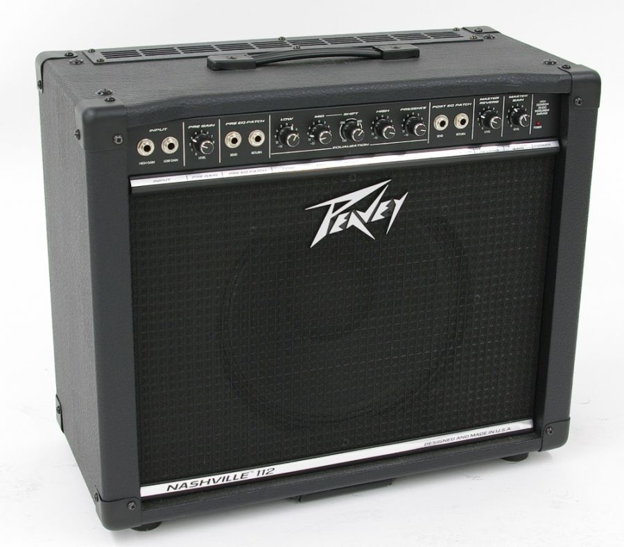 Lot Number 601. 2009 Peavey Nashville 112 combo amplifier, made in USA, with 12