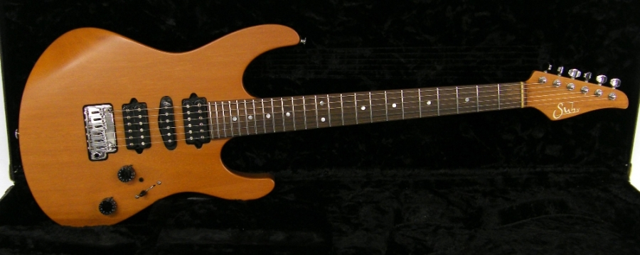 Lot Number 282. �2012 Suhr Guthrie Govan Modern Set Neck electric guitar, made in USA, ser. no. 0x1. Auctioned at The Guitar Auction on 14th December 2017