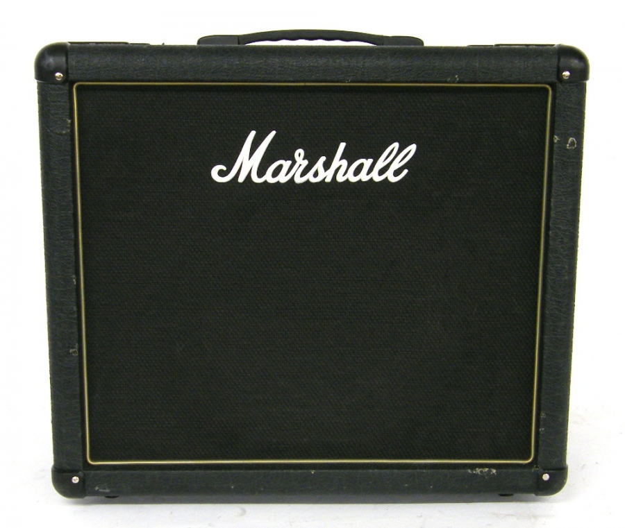 Lot Number 341. Marshall AVT112 1 x 12 speaker cabinet. Auctioned at The Guitar Auction on 14th December 2017