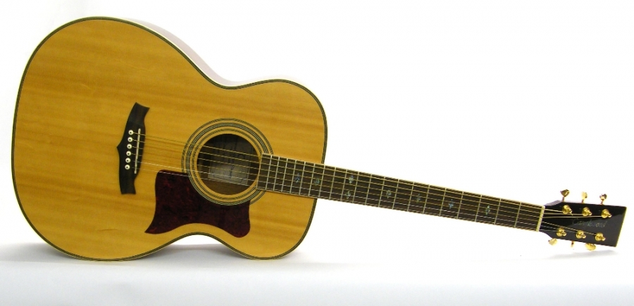 Lot Number 88. Tanglewood TW-170ASG acoustic guitar, ser. no. 1127469, soft case, condition: good. Auctioned at The Guitar Auction on 10th December 2015