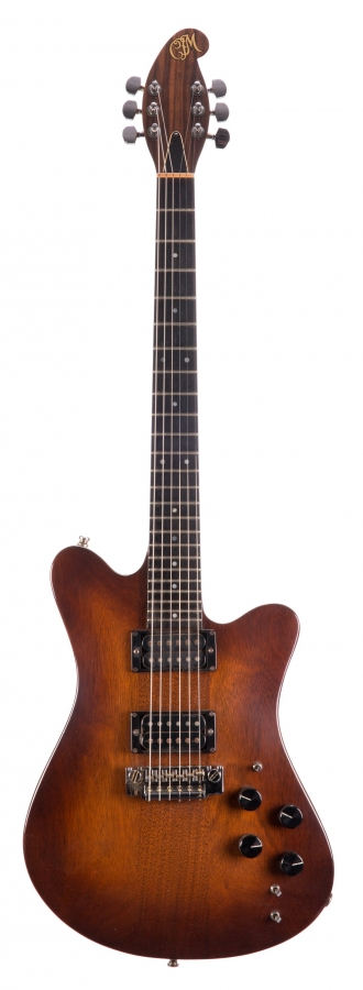 Lot Number 123. Steve Howe - C.F. Martin & Co. solid body prototype electric guitar from The Steve Howe Collection, made in USA, ser. no. 00011, within original hard case  (electrics working although require attention to reconfigure to manufacturer stock) *Steve Howe swapped his Martin prototype guitar for a 1964 Rickenbacker model 1993 twelve string electric guitar in a direct trade.  The guitar is accompanied with various letters of provenance between Steve Howe and the vendor throughout late 2016.  This documentation includes:  - A letter from and signed by Steve Howe stating that this Martin prototype guitar ser. no. 00011 was part of his collection for approximately twenty years - A letter to the vendor from Mr Howe requesting his contact details - Various letters between the vendor and Mr Howe confirming that this guitar is one of the fifteen prototypes made by Martin that were sent to the world's top guitarists for review - A letter confirming the guitar as the one directly swapped for the twelve string Rickenbacker that features in Steve Howe's guitar collection book - A hardback copy of The Steve Howe Collection, where the vendor's old guitar features on pages 84-85.  Mr Howe has personally written on the page 'Do You Recognise This Guitar??'. Auctioned at The Guitar Sale - Including The Pete Overend Watts & Huw Lloyd Langton Collections on 13th March 2019