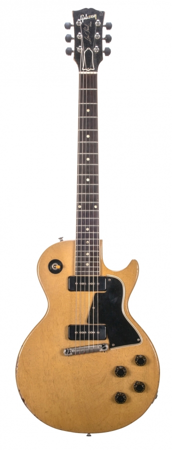 Lot Number 125. John Entwistle (The Who) - 1956 Gibson Les Paul Special electric guitar, made in USA, ser. no. 6 9289. Auctioned at The Guitar Sale - Including The Pete Overend Watts & Huw Lloyd Langton Collections on 13th March 2019