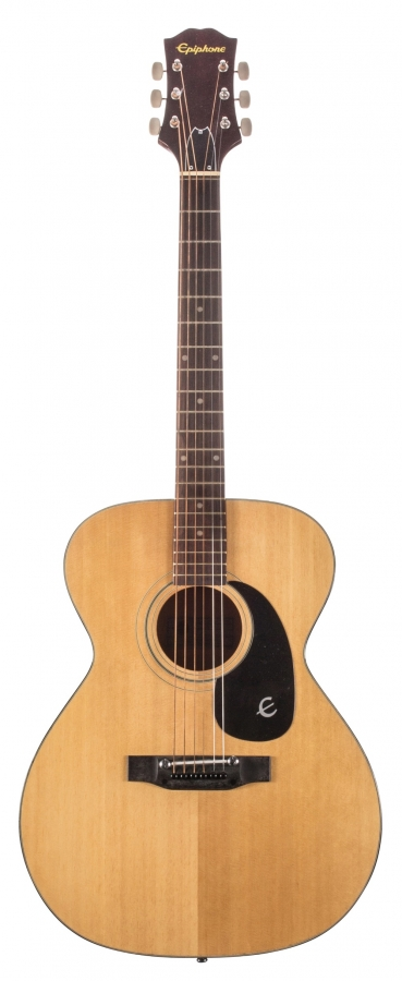 Lot Number 281. 1970s Epiphone FT-120 acoustic guitar, made in Japan, ser. no. 1xxxxx6. Auctioned at The Guitar Sale - Including The Pete Overend Watts & Huw Lloyd Langton Collections on 13th March 2019