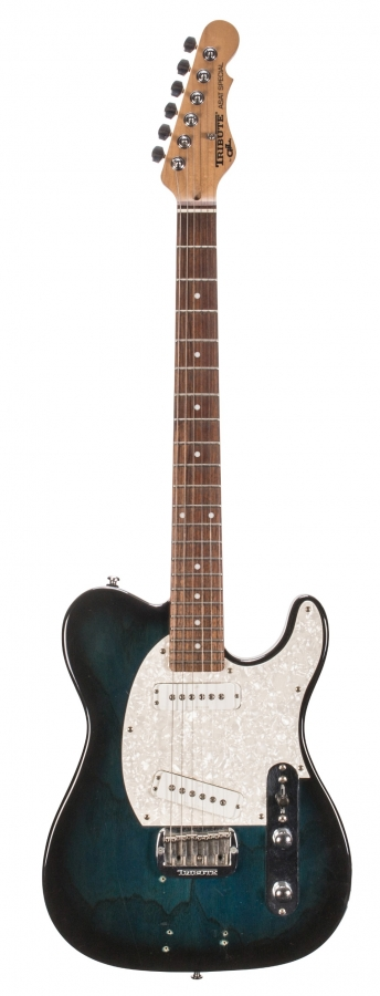 Lot Number 492. 2004 Tribute by G&L ASAT Special electric guitar, ser. no. 04xxxx66. Auctioned at The Guitar Sale - Including The Pete Overend Watts & Huw Lloyd Langton Collections on 13th March 2019