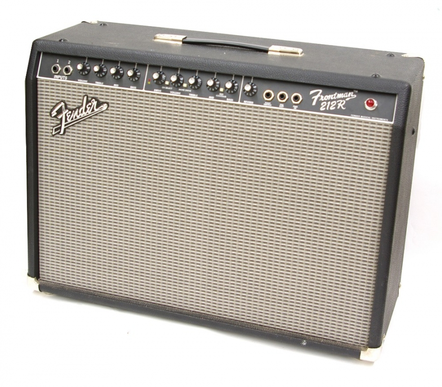 Lot Number 665. Fender Frontman 212R guitar amplifier, made in China, ser. no. CAX12L3403. Auctioned at Memorabilia, Guitar Amps, Effects & Audio Including the Pete Overend Watts Collection on 14th March 2019