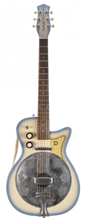 Lot Number 18. 1990s Danelectro Resodan electric guitar, made in Korea. Auctioned at The Guitar Sale on 12th June 2019