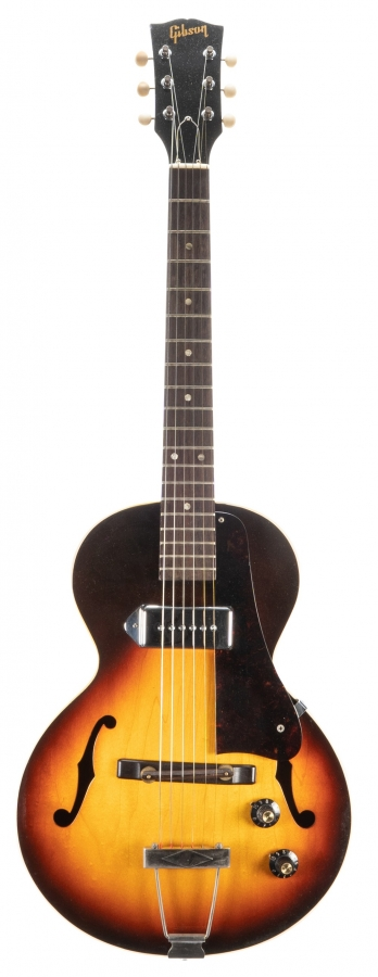 Lot Number 73. 1968 Gibson ES125 T 3/4 hollow body electric guitar, made in USA, ser. no. 5xxxx9. Auctioned at The Guitar Sale on 12th June 2019