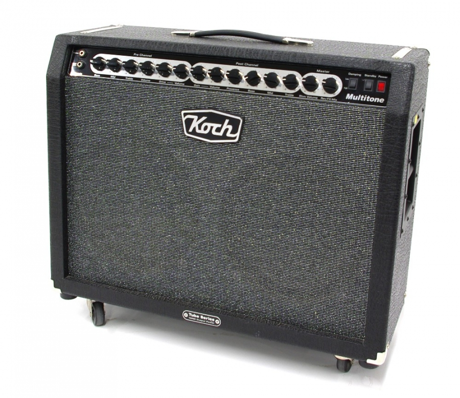 Lot Number 786. Koch Multitone guitar amplifier, made in The Netherlands, ser. no. 311101062. Auctioned at Memorabilia, Guitar Amps, Effects & Audio on 13th June 2019