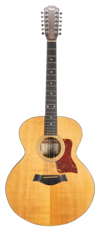 Lot Number 40. 2002 Taylor 355 twelve string acoustic guitar, made in USA, ser. no. 2002xxxxx43. Auctioned at The Guitar Auction on 11th September 2019