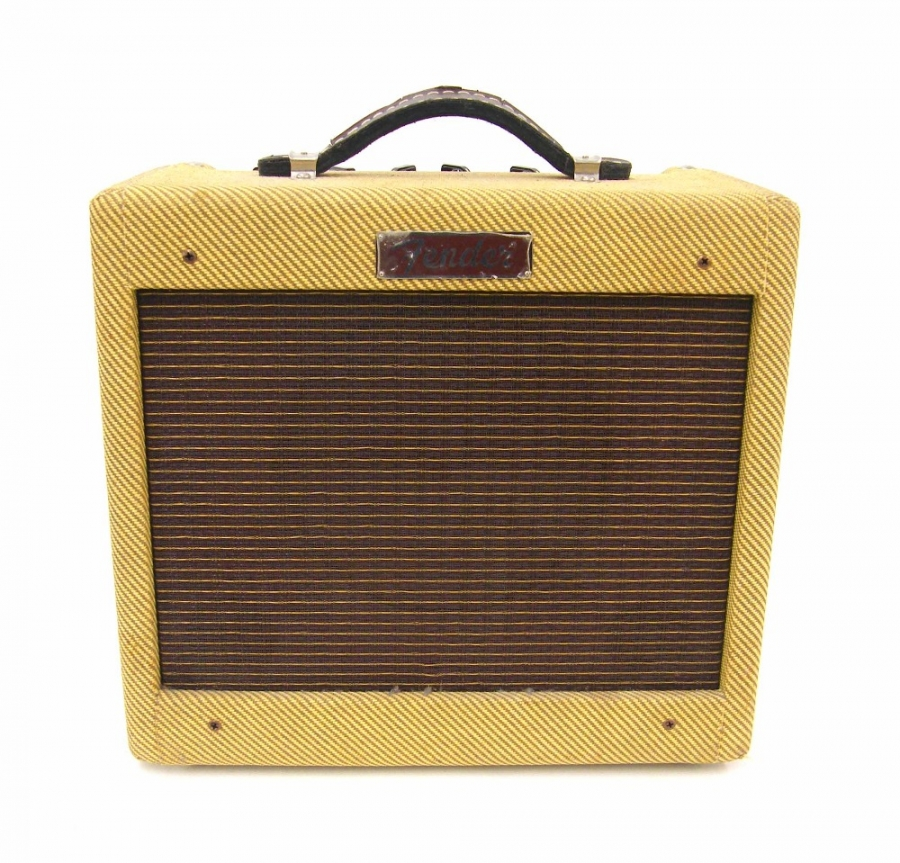 Lot Number 846. Fender Bronco-Amp guitar amplifier, ser. no. CRT-001080. Auctioned at The Tears for Fears Collection, Guitar Amplification, Spares & Audio on 13th December 2018