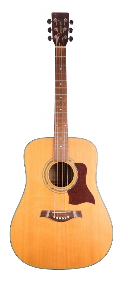 Lot Number 146. Tanglewood TW12NS acoustic guitar. Auctioned at The Guitar Auction - Including the Frank Allen Collection on 12th December 2018