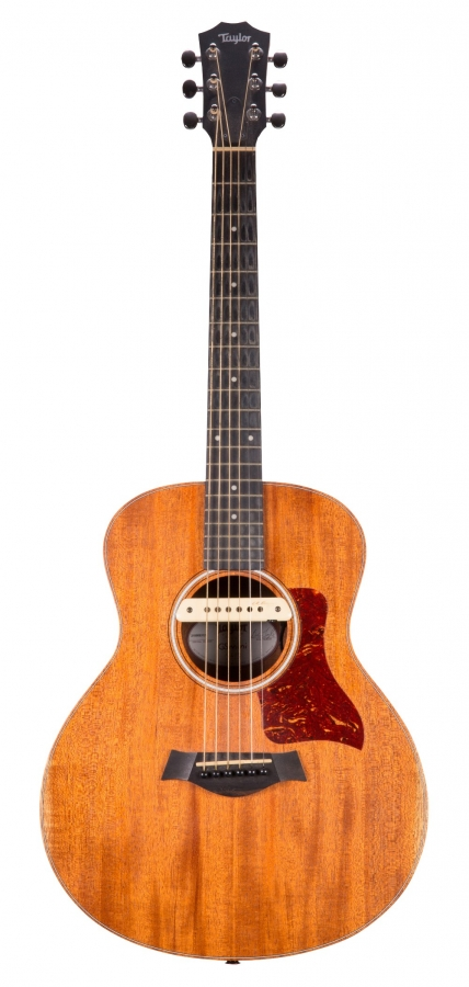 Lot Number 360. 2013 Taylor GS mini electro-acoustic guitar, made in USA, ser. no. 21xxxxx21. Auctioned at The Guitar Auction - Including the Frank Allen Collection on 12th December 2018