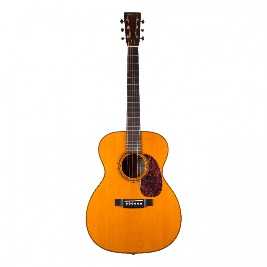 Lot Number 416. 2007 C.F. Martin & Co 000-28EC Eric Clapton signature model acoustic guitar, made in USA, ser. no. 1xxxxx4. Auctioned at The Guitar Auction - Including Music Memorabilia on 12th September 2018