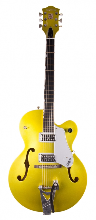 Lot Number 477. 2005 Gretsch G6120SHLTV Brian Setzer Hot Rod model hollow body electric guitar, made in Japan, ser. no. JT05xxxx39. Auctioned at The Guitar Auction - Including Music Memorabilia on 12th September 2018