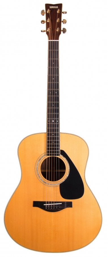 Lot Number 173. Yamaha LL6 acoustic guitar, made in China, ser. no. HH12xxx6. Auctioned at The Guitar Auction on 14th June 2018
