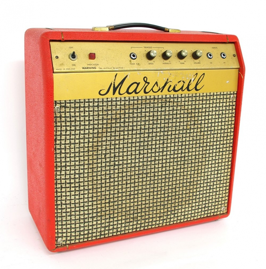Lot Number 418. 1970s Marshall Mercury model 2060 guitar amplifier, made in England, ser. no. 53937. Auctioned at The Guitar Auction on 14th June 2018