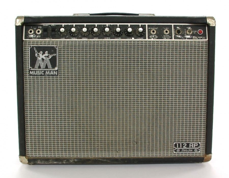Lot Number 488. Music Man 112RP Sixty-Five guitar amplifier, Made in USA, no. DN00503. Auctioned at The Guitar Auction on 14th June 2018