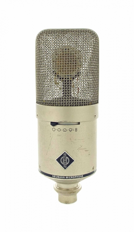 Lot Number 658. Neumann M149 tube condenser microphone. Auctioned at The Guitar Auction on 14th June 2018