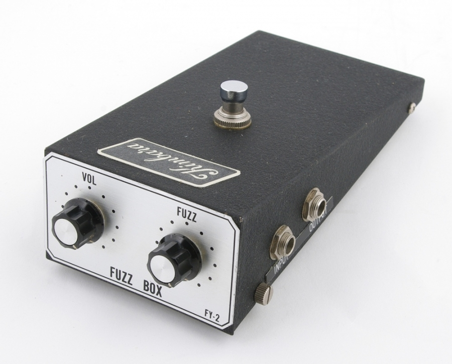 Lot Number 453. Vintage Kimbara Fuzzbox guitar pedal. Auctioned at The Guitar Auction on 8th March 2018