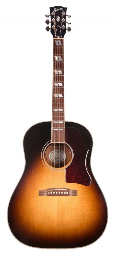 Lot Number 419. 2018 Gibson Southern Jumbo electro-acoustic guitar, made in USA, ser. no. 1xxx8xx2. Auctioned at The Guitar Auction - Including The Gary Moore Collection on 11th December 2019